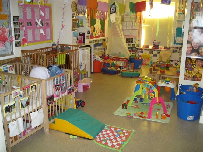 Babies room little wendy house day nursery wednesbury for Baby room decoration uk